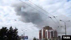 Украинанын чыгышындагы Донецк шаары. 20-октябрь, 2014-жыл.