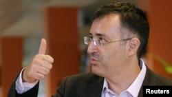 Ресейлік экономист Сергей Гуриев. Мәскеу, 24 қыркүйек 2012 жыл.