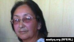 Адвокат Зинаида Мухортова.