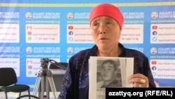 Kazakhstan -- Nauatkhan Jakyp, a resident of Almaty region. Almaty, 10 October 2019