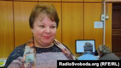 Ольга Романюк, директор бібліотеки імені Лесі Українки