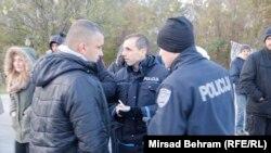 Prisustvo policijskih službenika