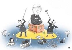 Карикатура авторы - Ғалым Смағұл.