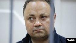 экс-мэр Владивостока Игорь Пушкарев