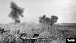 Оборона Севастополя: морская пехота сдерживает натиск врага