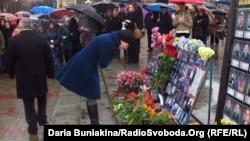 Віче в Черкасах, 21 листопада 2015 року