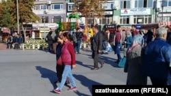 Мигранты в Стамбуле (Иллюстративное фото)