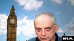 Ukraine -- ex-chief of Ukraine and Turkmen service Alexander Narodetsky, London, 2009