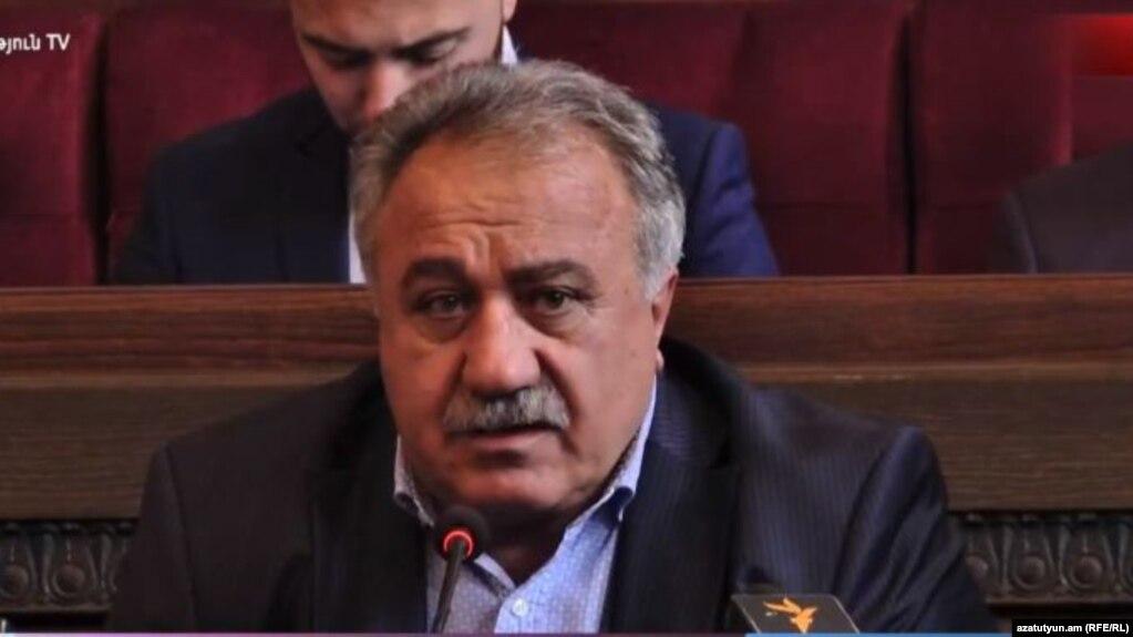 Сасун Микаелян: Не думаю, что прошедший боевой путь генерал отдаст приказ стрелять в свой народ