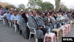 جامعة كربلاء : احدى حفلات التخرج