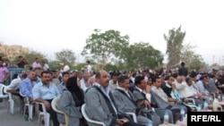 حفل تخرج في جامعة كربلاء