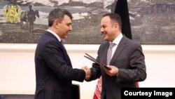 حکیمي: اذربایجان غواړي د دغه پروګرام په عملي کېدو کې له افغانستان سره اوږد مهالې همکاري وکړي.