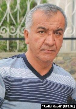 Саъдӣ Холмуродов