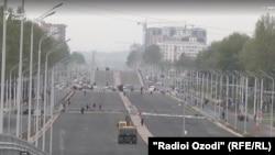 Маҳалли сохтмони гузаргоҳи сетабақа дар Душанбе