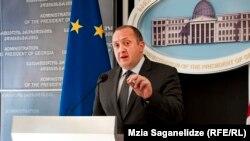 Рост активности грузинских политиков за пределами родины привлечет больше внимания зарубежных партнеров к проблемам Грузии, считает президент страны Георгий Маргвелашвили