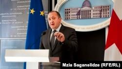 Грузиянын президенти Георгий Маргвелашвили