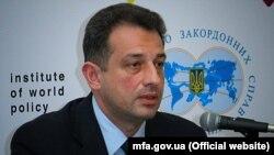 Андрей Олефиров, чрезвычайный и полномочный посол Украины в Финляндии