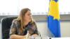 Ministrja e Financave në Qeverinë e Kosovës, Hykmete Bajrami.
