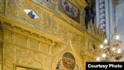 Церковь Трех Патриархов в Покровском соборе