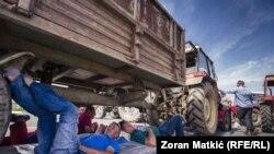 Blokada graničnog prijelaza
