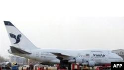یک شبکه خبری هند گفته است اين هواپيما ایرانی از نوع بوئينگ ۷۴۷ بوده است. (عکس ازAFP)