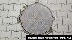 Этот люк отлит во Львове на механическом заводе №7 в период 1950-1960 годов