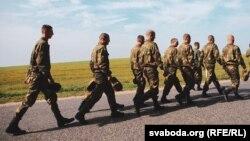 Беларускія вайскоўцы, ілюстрацыйнае фота