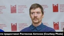 """Ростислав Антонов, руководитель """"Гражданского патруля"""""""