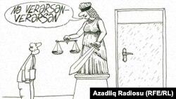 Karikatura (rəssam Şerif)