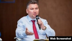 Виконавчий директор «Transparency International Україна» Олексій Хмара