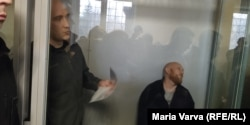 Обвинувачені у підриві мирної демонстрації в Харкові 22 лютого 2015 року