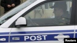 Post Patrul maşını. Foto arxiv