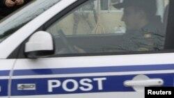 Post-patrul maşını