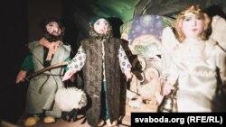Фотагалерэя: Праваслаўны фэстываль батлеечных і лялечных тэатраў «Нябёсы». Фота Андрэя Шаўлюгі.