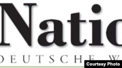 Germania - journal National-Zeitung logo