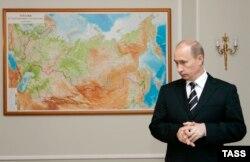 Орусиянын президенти В. Путин. 2006-жыл.