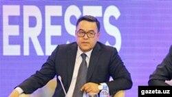 Генеральный директор Национального агентства «Узбеккино» Фирдавс Абдухаликов.