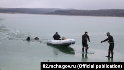 Кримські рятувальники, ілюстративне фото