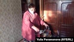 Людмила Свинолобова – инвалид третьей группы