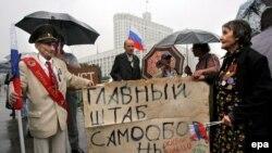 У Белого дома в 1991 году собрались почти все романтики российской столицы