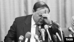 Егор Гайдар, 1994 год