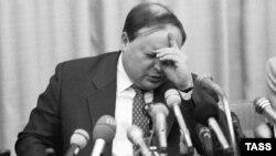 Російський реформатор Єгор Гайдар, 1994 рік
