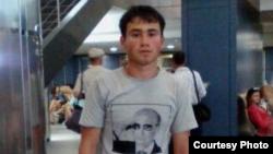 Убитый таджикский солдат Сафарбек Хонов.