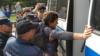 Санкт-Петербург, задержания активистов, 24 августа 2019 года