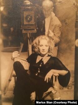 Marlene Dietrich, expoziție @The National Portrait Gallery, Washington DC.