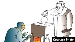 """Международный конкурс художников-карикатуристов """"Мы выбираем"""""""