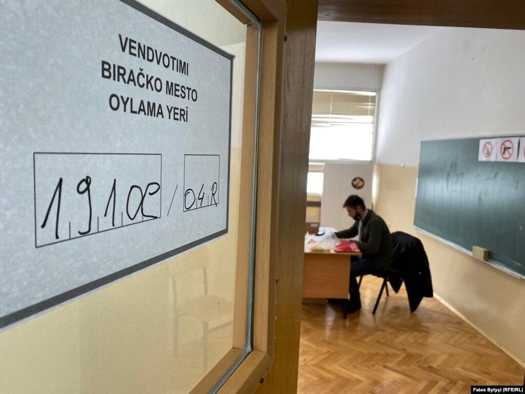 Qendrat e votimit janë hapur në ora 07:00 dhe do të mbyllen në ora 19:00.