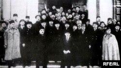 Azərbaycan Cümhuriyyətinin parlamenti, 1918-ci il