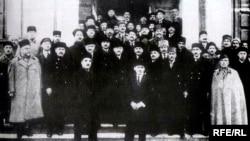 Azərbaycan parlamenti - 1918-ci il