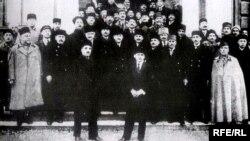 Azərbaycan Parlamentinin üzvləri - 1918